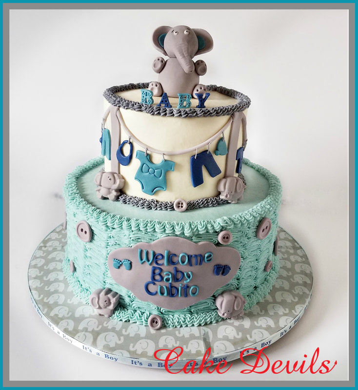 Cake Devils Shower Cakes Special Occassion Cakes Cake Devils