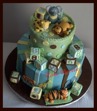 Baby Shower Cake Rockland County